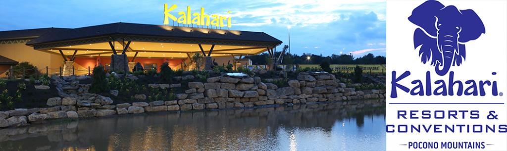 Kalahari Resort, Pocono Mountains